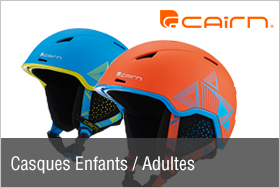 casque Cairn, boutique MGM Sports