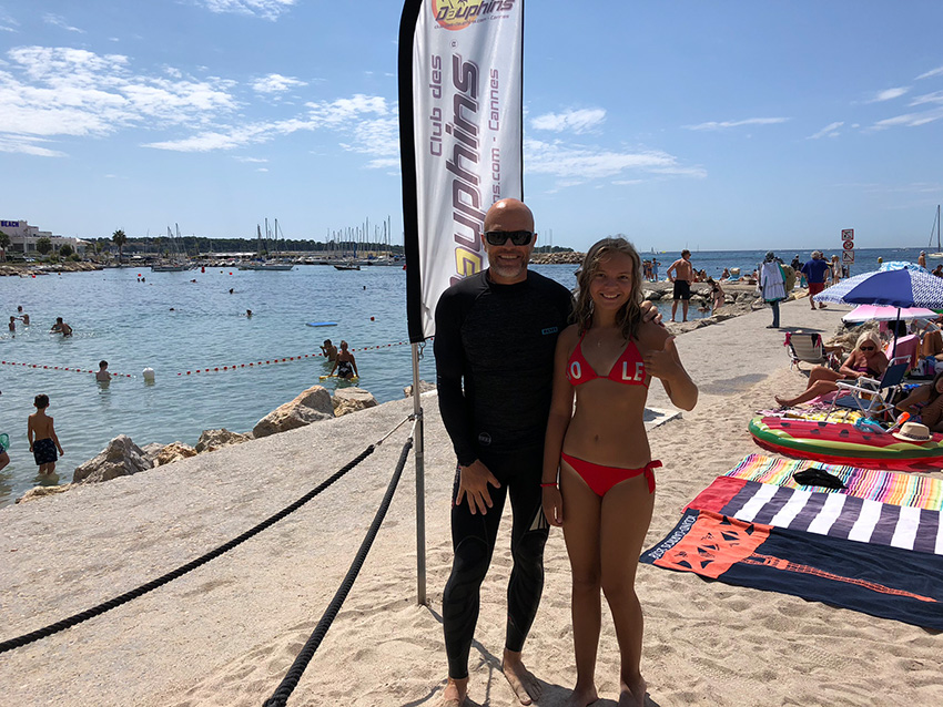 Sports activities - Club des Dauphins - Cannes